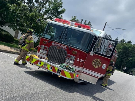 Squad and Truck Co. Assist Shiremanstown