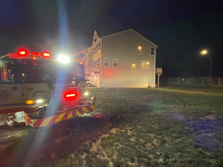 Storm Calls Keep MFD Busy