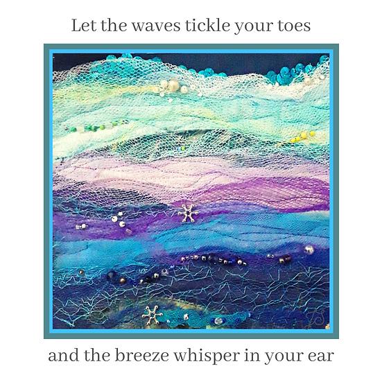 Tickle Greetings Card