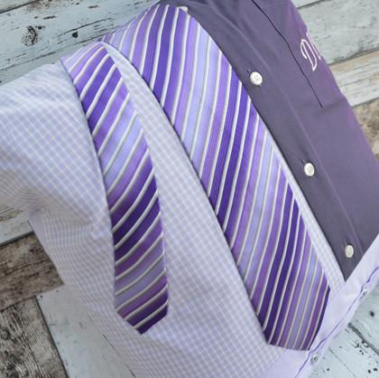 Purple Memory Cushion