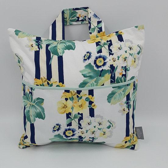 Book bag cushion cover - Primose