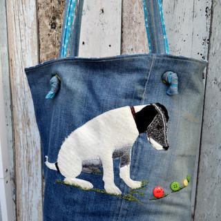 Custom Dog Bag