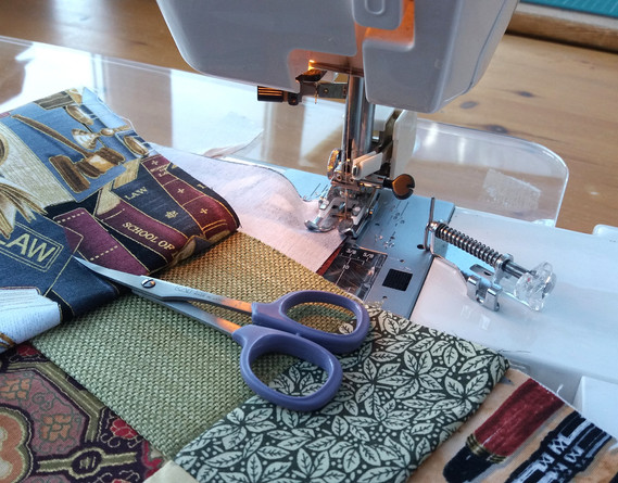 Time to sew!