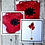 Thumbnail: Pack of 8 Greetings Cards - Flowers