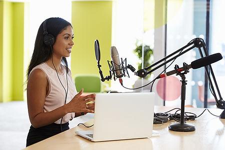 woman podcasting.jpeg