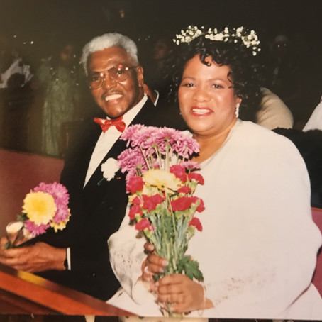 True Love Can Strike Twice.  The Story of Leonard and Betty Richardson.