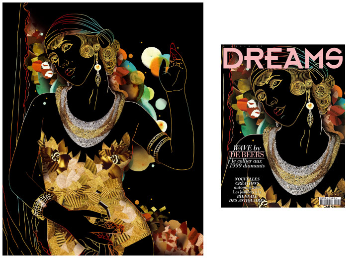 Dreams magazine cover