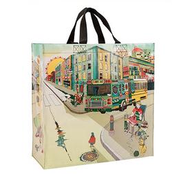Blue Q / Shopping bag