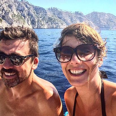 Jean-Marie Modet et Leslie Clerc