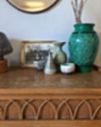 gaya ceramics, matriarchi ceramics, home decoration, vase vintage, les petits gardons, location de maison de vacances, gite, occitanie, gard