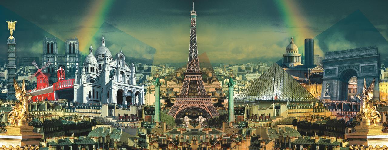 Paris pour TGV Lyria
