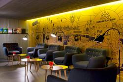HELIOPIC HOTEL / Lobby