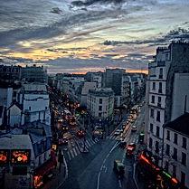 Paris 10e avant le départ