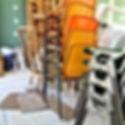 #travaux #semaine14 #vintage #theorangeandgreenchairs #summeriscoming #holidaysinprovence #lespetitsgardons