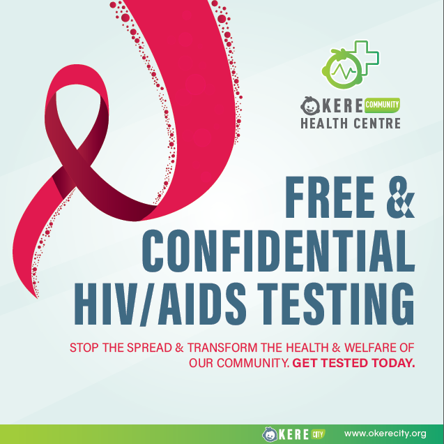 Fighting HIV/AIDS in Okere