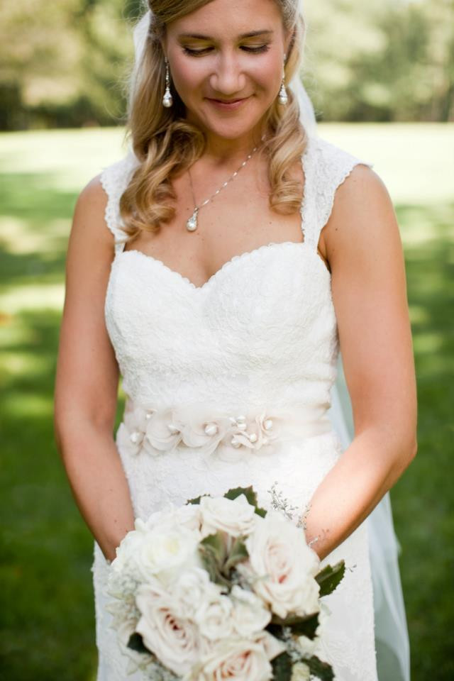 Hair & Makeup by Sara K. | Jenna, Moonstone Manor, Pa wedding