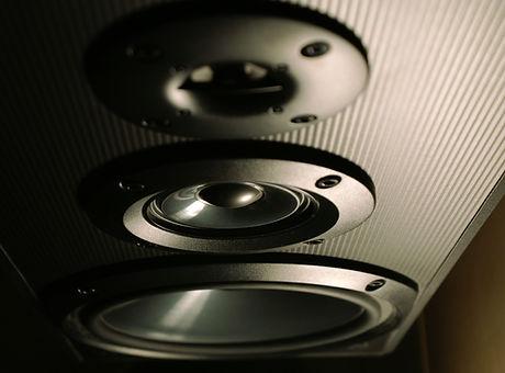Home cinéma Haut-parleurs