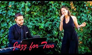 Dúo piano y voz para fiestas elegantes coctel y lo que se te ocurra
