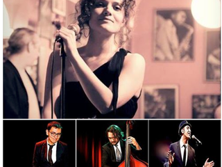 Seguimos los jueves en PERRACHICA de 22h a 00h. Jazz, Swing, Bossanova, Ballads, Pop to Jazz... en e