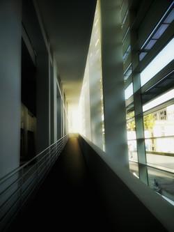 Contemporary art museum Barcelona