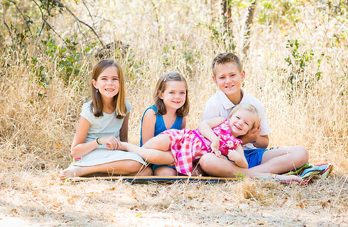 Family portraits, Summer photo sessions