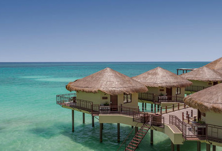 3 Overwater Bungalows You Can Experience in the Caribbean