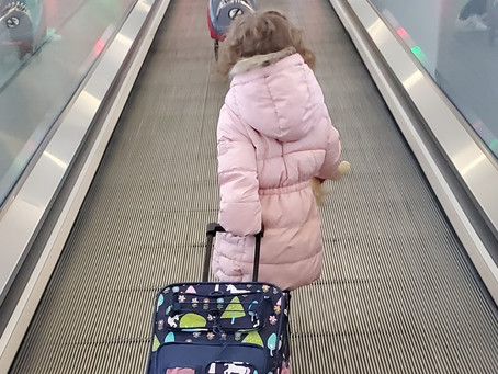 Travelling with (My) Kids