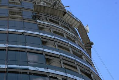 Close Up Building