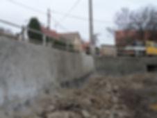 Sanace betonu, injektáž trhlin, reprofilace, torkretování