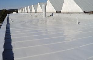 REPROF Izolace střech Maris Polymers