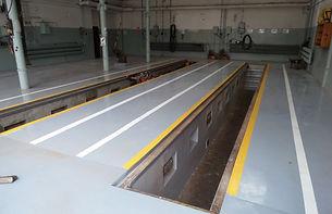 REPROF Průmyslové podlahy