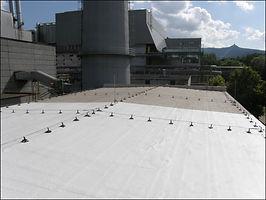 Maris Polymers tekuté hydroizolace střech Mariseal