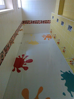 REPROF Průmyslové epoxidové a polyuretanové podlahy