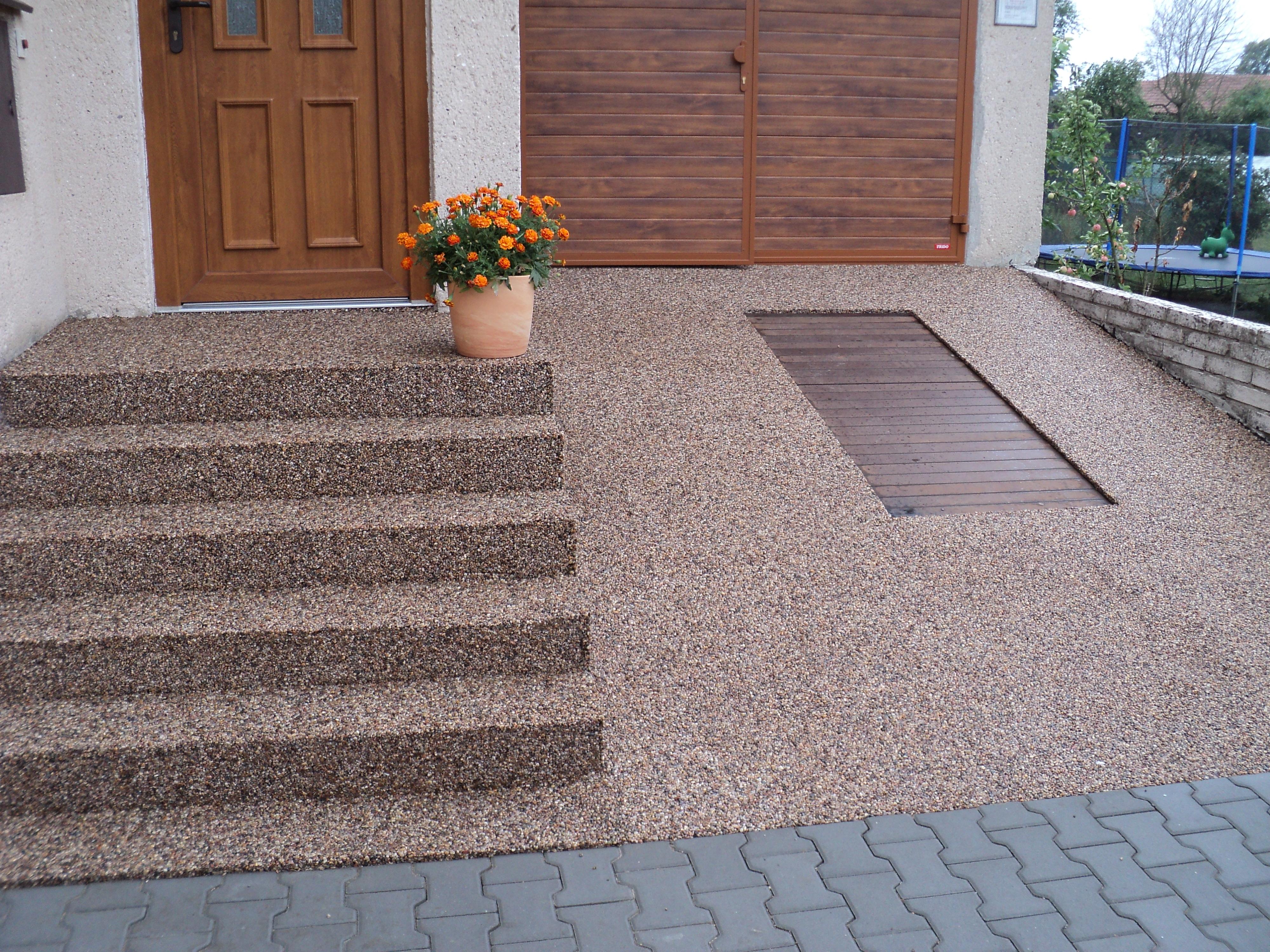 Kamenný koberec v Poličce