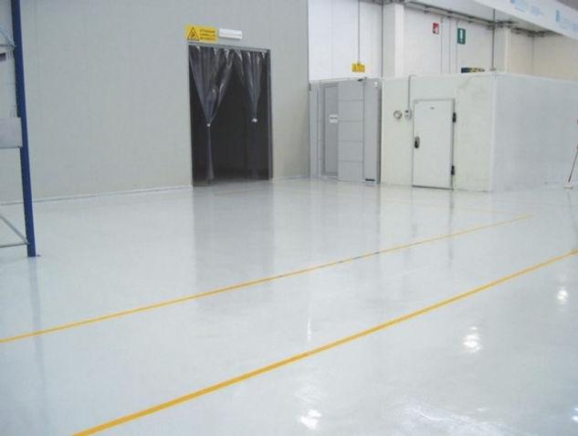Systém Maricoat, podlahový nátěr Maris Polymers