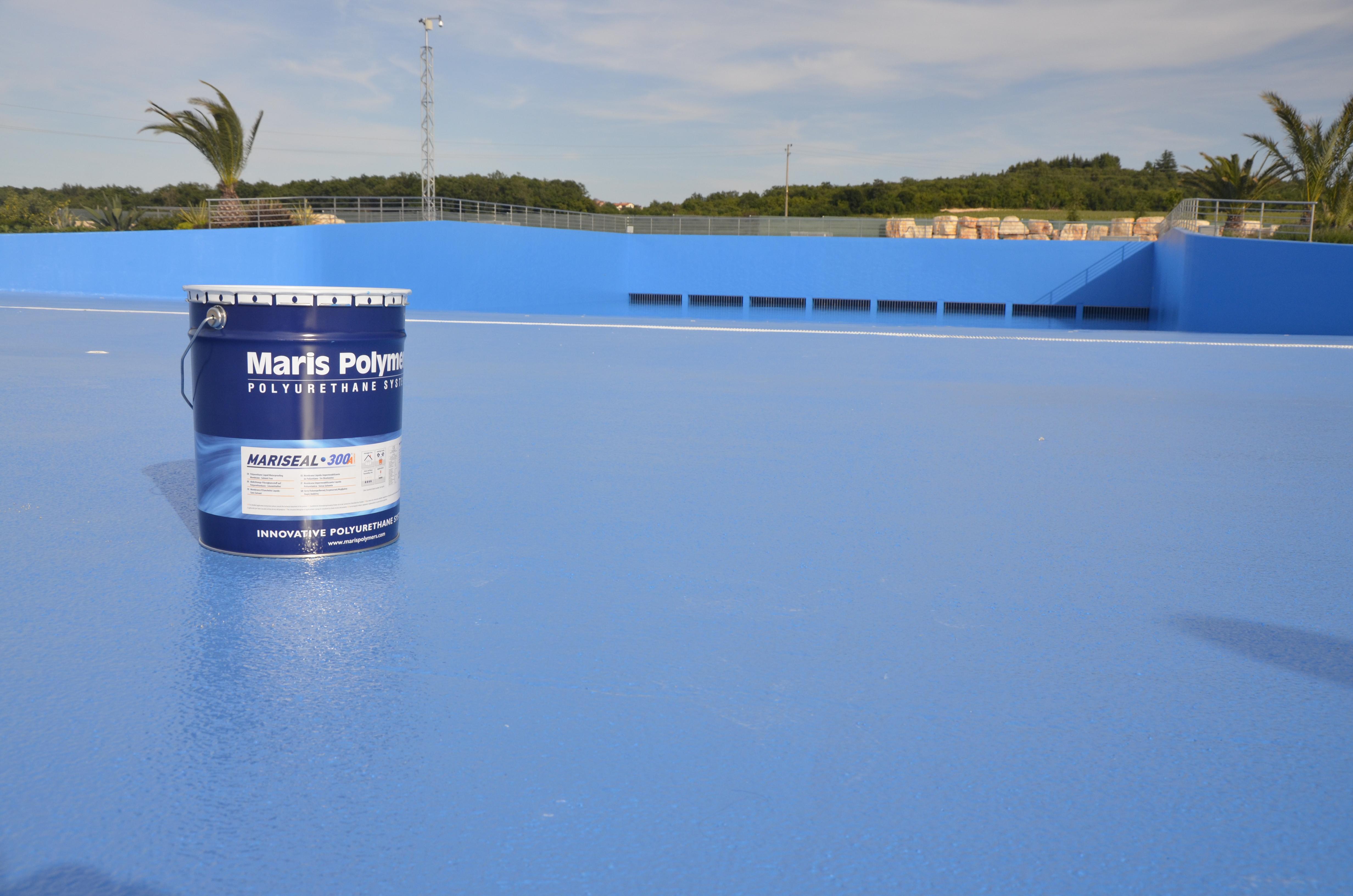 Renovace bazénů Chorvatsko