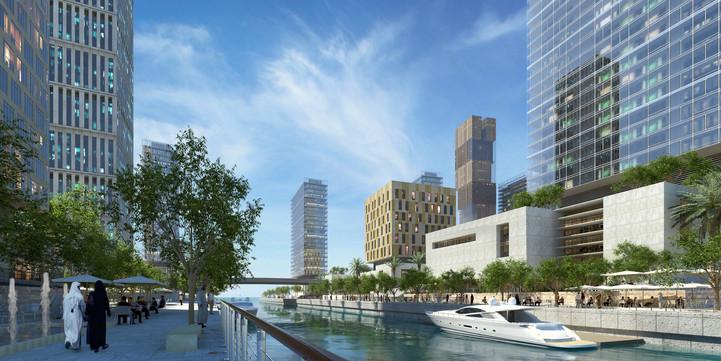Bahrain Bay Waterfront