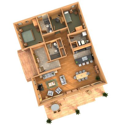 ATA Luxury Cottages