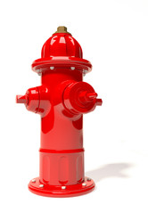 Hydrant Product Render