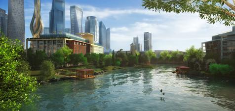 Baku Masterplan
