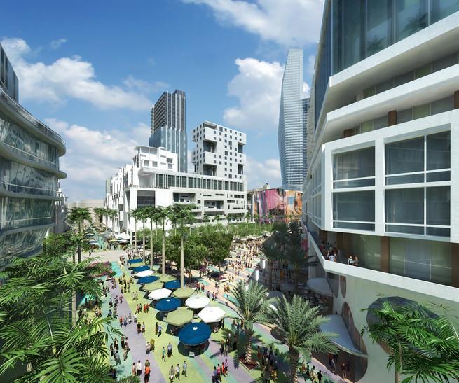 Miami City Centre