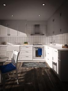 Pool Residence - Kitchen