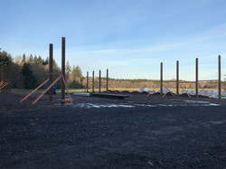 Posts go in!