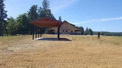 New Covered Picnic Area