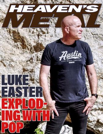 LUKE EASTER: Exploding with Pop