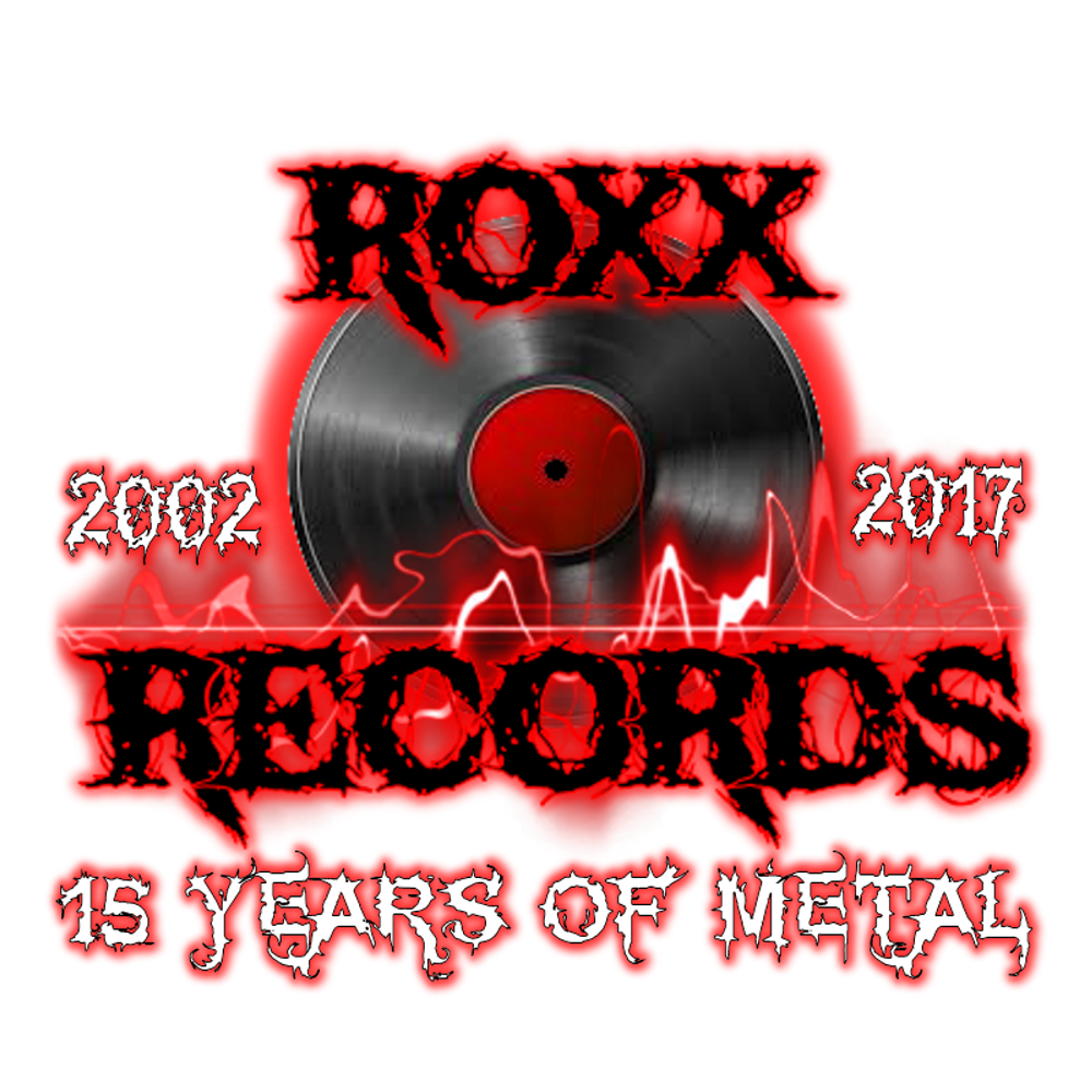Roxx 15 Year T Shirt Final Transparent