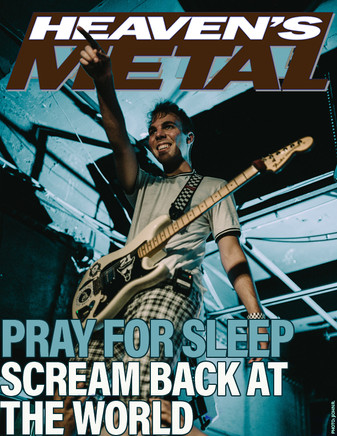 PRAY FOR SLEEP Scream Back at the World