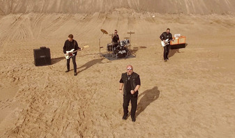 ALL FOR THE KING Release Video for Metal Gods