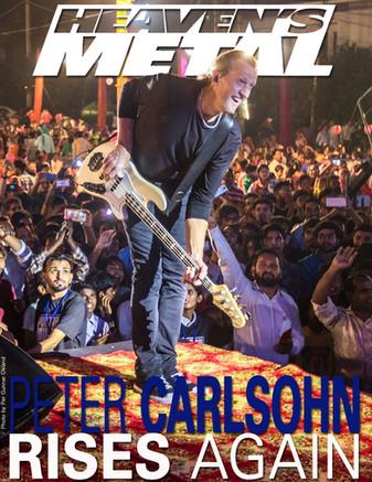 PETER CARLSOHN: Rises Again