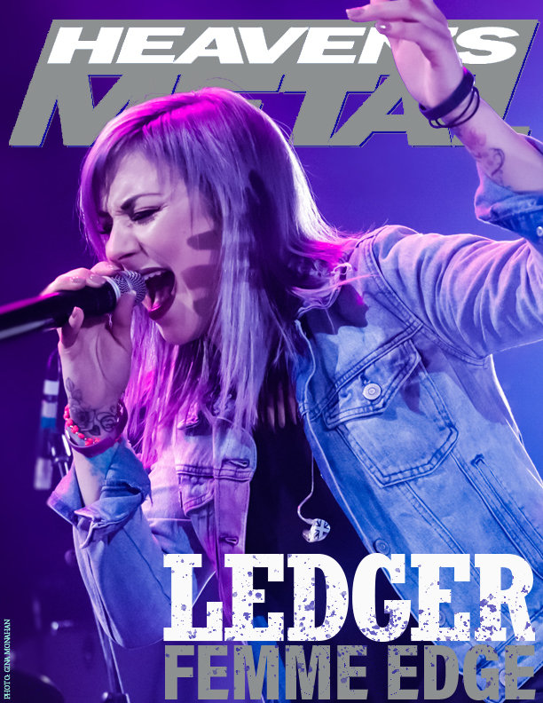 LEDGER: A Femme Edge for Modern Rock